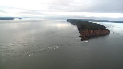 Cape Split Channel